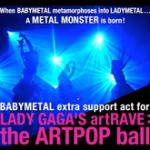 【海外の反応】(レディーガガファンの反応)BABYMETALがガガ様のオープニングアクトに大抜擢!