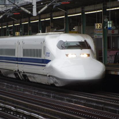 【海外の反応】新幹線に対する外国人の反応