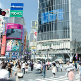 【海外の反応】渋谷のスクランブル交差点を見た外国人の反応